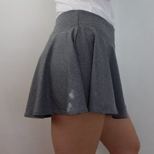 Nike Skirts - Nike Dri-fit Gray Athletic Skirt w Built-in Shorts